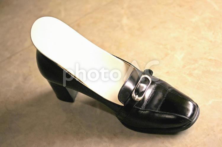 靴の中敷き インソールの写真