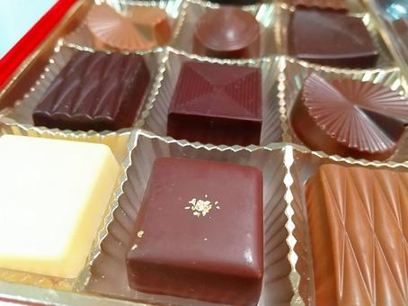 Chocolate Assortment_Chocolate Assortment