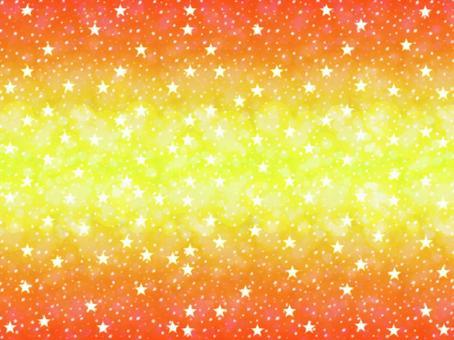 Glittering star background 02