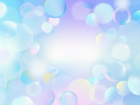 Soap bubble_frame