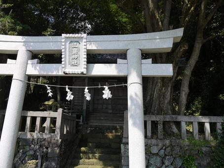 伊豆景觀石牌坊2
