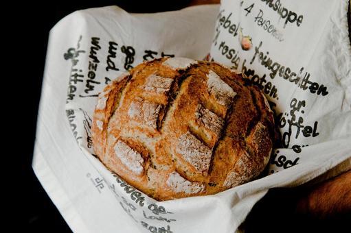 新鮮出爐的麵包10