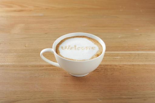 카페 아트