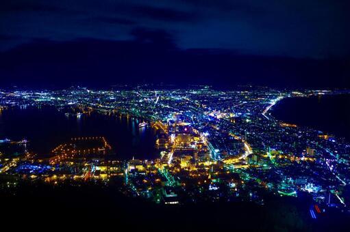 Constriction in Hokkaido