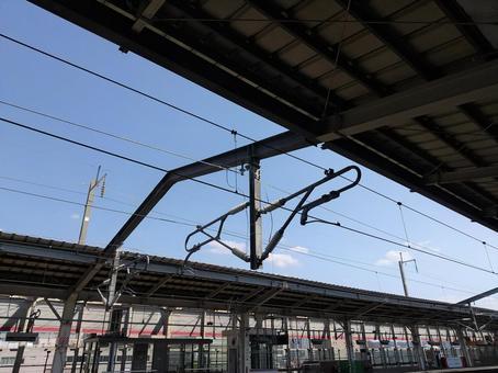 도호쿠 신칸센 가선 가이 JR 후쿠시마 역