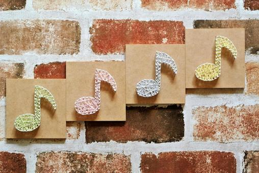 String art notation