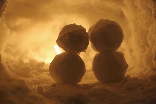 雪人·情侣2