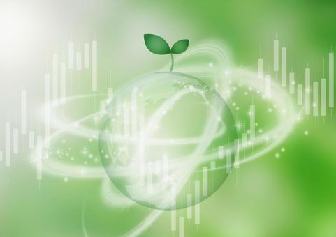 에코 새싹과 경제 활동