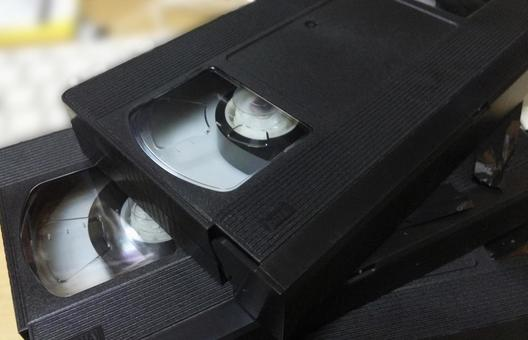 VHS 비디오 테이프