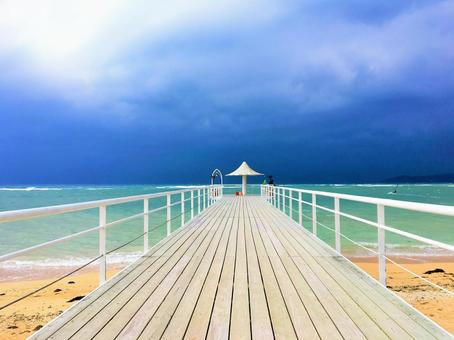 Husaki Beach