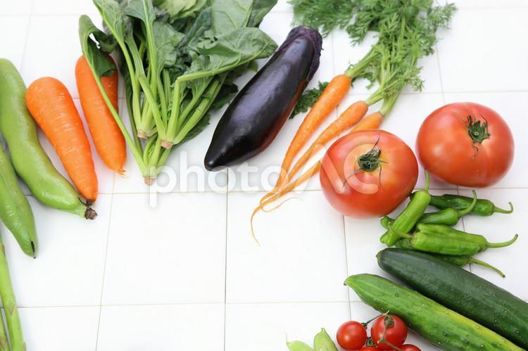色々な野菜3の写真