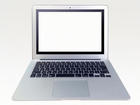 Laptop computer with Kirinuki path 2