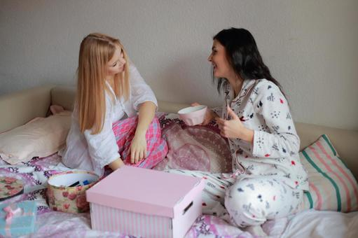 Pajamas Party 11