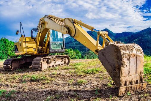 [Job / Business] Excavator / Hydraulic Excavator