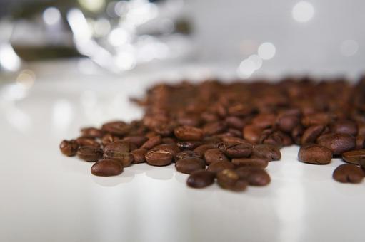 커피 원두 커피 (반짝 반짝)