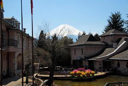 Fuji point