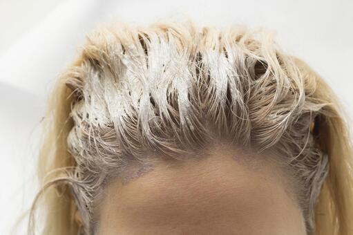 Hair color 14