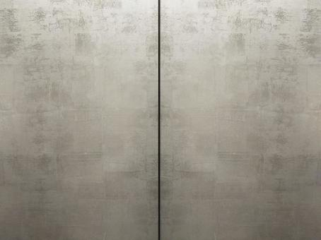 Texture material_Glossy silver wallpaper background material_c_7