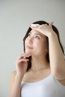 女性的皮膚護理15
