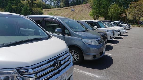 Excursion parking lot 1