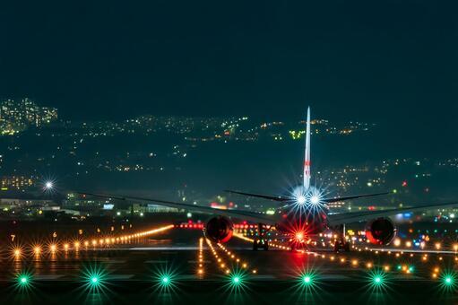 Airport Plane (Itami Airport) 82