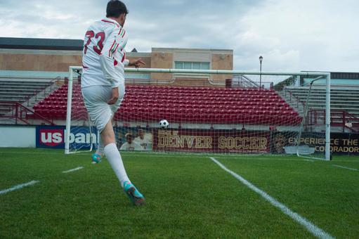Soccer Kick 13