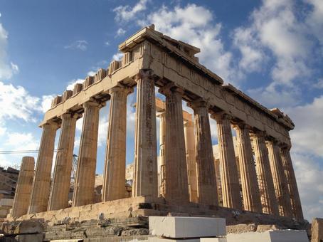 그리스 파르테논 신전