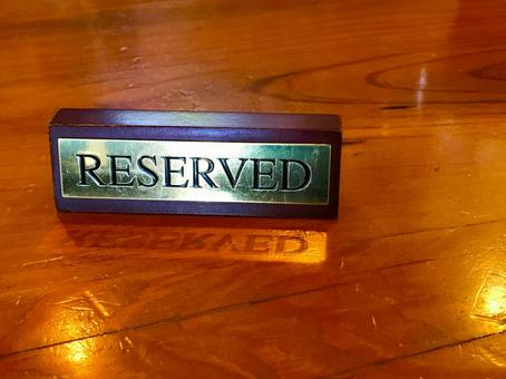 Reservation table 02