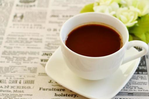 Take a break with cocoa