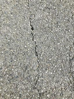 Cracked old concrete texture material _b_24