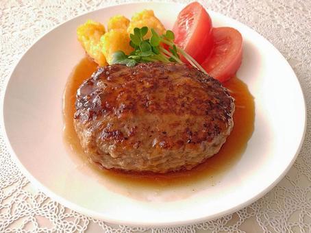 Wholesale hamburger
