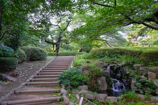 Nakano Ward Philosophy Hall Park