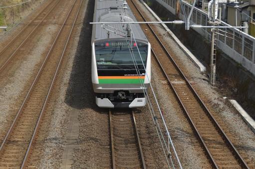 차량 기차 토카이 도선