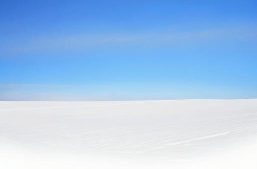 Snow Horizon (Biei)