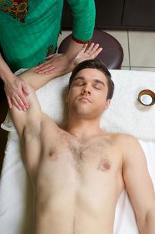 Arm massage 2