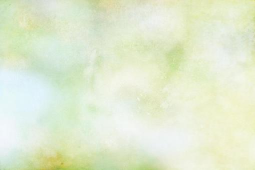 Calm green texture watercolor style