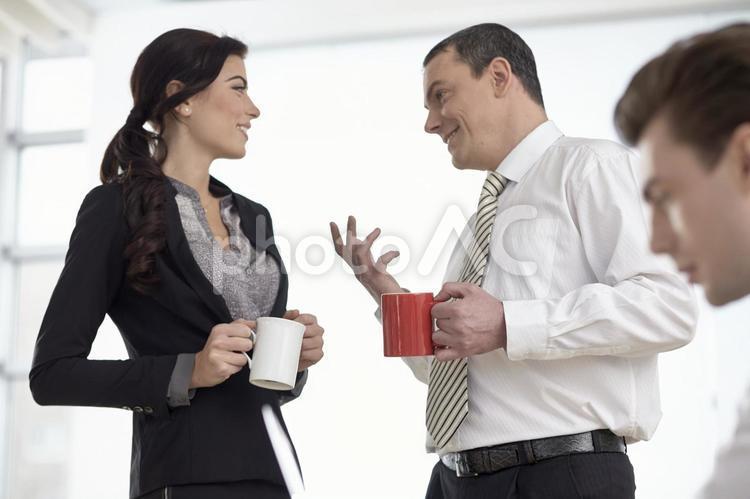 外国人ビジネスマン346の写真