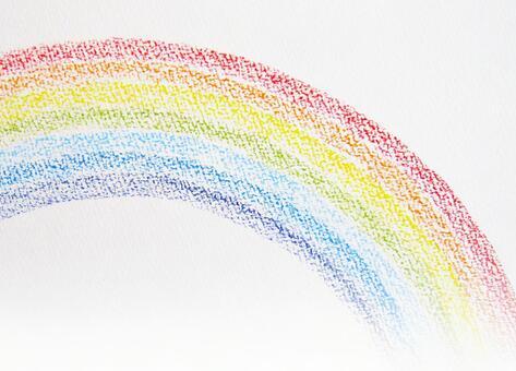 Rainbow illustration 0629