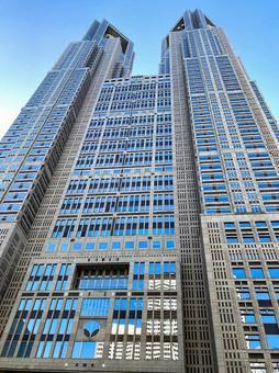 Shinjuku Tokyo Metropolitan Government Building 1