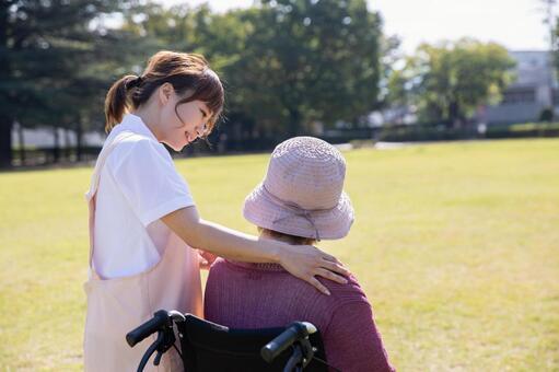 怒苦打身日記168 介護者を守る保険にのサムネイル
