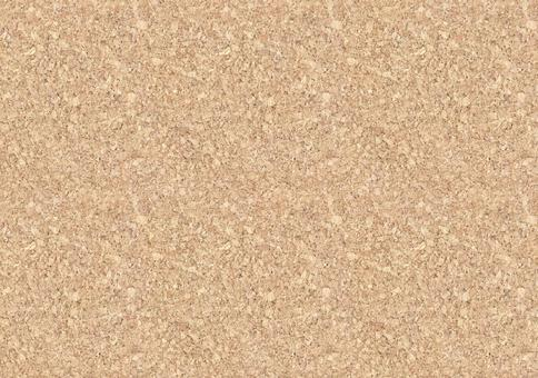 Background texture cork board kraft cardboard