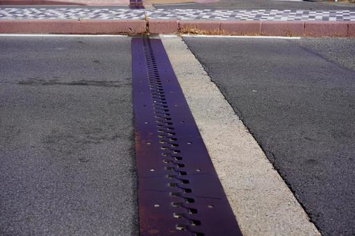 Bridge seam joint 2