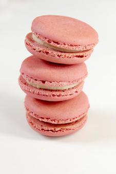 Macaron pink _ 2
