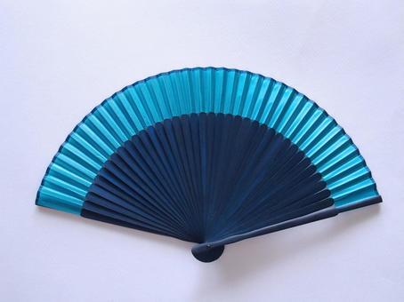 Modern folding fan