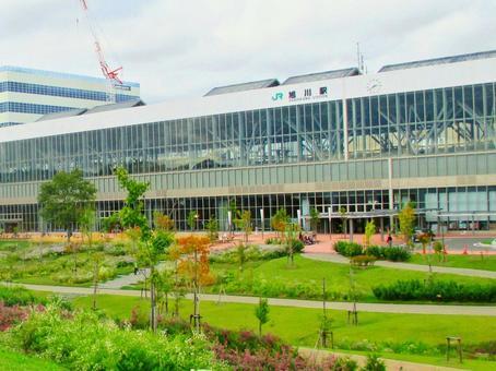 Hokkaido Asahikawa Station