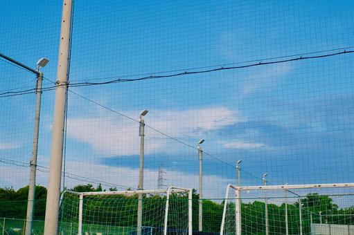 LED lighting for soccer field