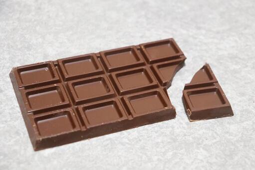 Chocolate breaks