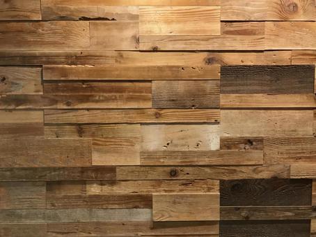 Wood wall 47