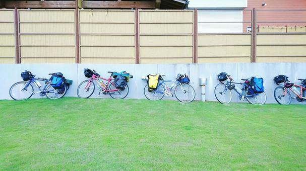 竞争自行车