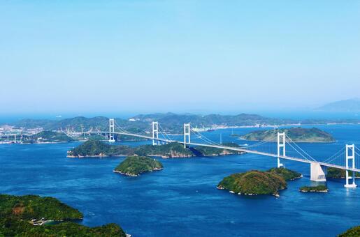 구루 시마 해협 대교